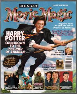 Movie Magic 5/2004-Harry Potter-Daniel Radcliffe-Emma Watson-Rupert Grint-FN