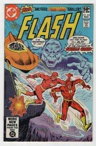 Lot of 5 Flash Comics 295 299 301 303 3081 Fine- to Fine+ condition