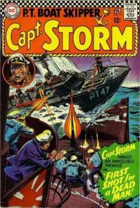 Capt. Storm #17, Fine- (Stock photo)