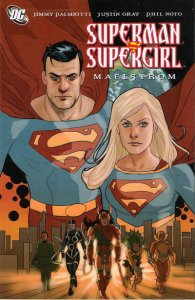 Superman/Supergirl: Maelstrom TPB #1 VF/NM; DC | save on shipping - details insi