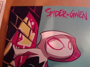 2015 Spider-Gwen Vol 2 #1 Skottie Young Baby Variant Edition Unread Copy
