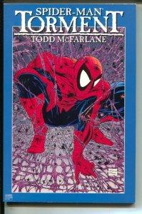 Spider-Man: Torment- Todd McFarlane-1997-PB-VG/FN
