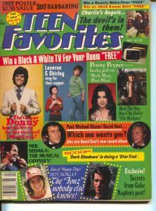 Teen Favorites-Neil Sedaka-Barry Manilow-Donny Osmond-David Soul-Apr-1977