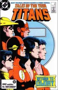 DC TALES OF THE TEEN TITANS #79 VF/NM