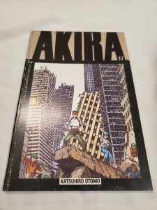 Akira 17 Fine- or better Cover by Otomo
