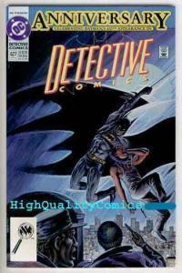 DETECTIVE #627,Batman,NM/M,'91,Anniversary issue,84 pgs