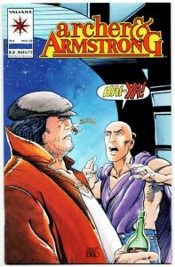 Archer & Armstrong #12 (Valiant, 1993) VF/NM