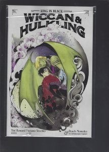 Wiccan And Hulkling #1