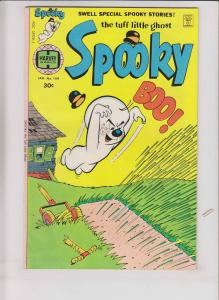 Spooky #154 VF- january 1977 - tuff little ghost - bronze age harvey comics