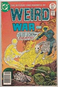 Weird War Tales #53 (May-77) VG/FN Mid-Grade