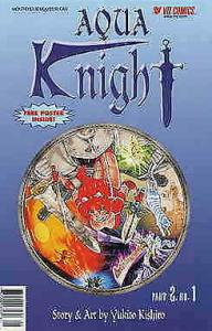 Aqua Knight Part 2 #1 VF/NM; Viz | save on shipping - details inside