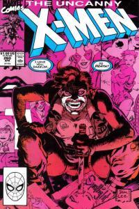 Uncanny X-Men (1981 series) #260, VF+