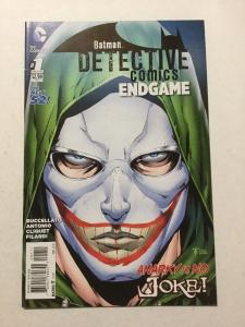 Detective Comics Endgame One-Shot NM Near Mint DC Comics
