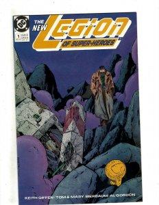 13 The New Legion of Superheroes DC Comics # 1 2(2) 3 4 5 6 7 8 9 10 11 12 HG3