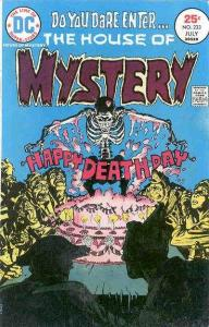 House of Mystery (1951 series) #233, VG (Stock photo)