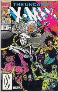 X-Men #291 (Aug-92) NM- High-Grade X-Men