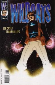Wildcats (1999 series) #9, NM- (Stock photo)