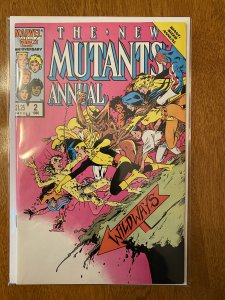 The New Mutants Annual #2 (1986)