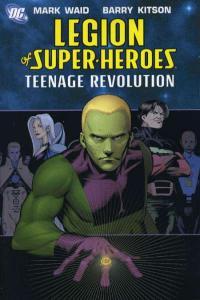 Legion of Super-Heroes (1989 series) Teenage Revolution TPB #1, NM + (Stock p...