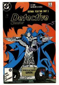 Detective #577-1987 BATMAN-YEAR TWO-NM-Near Mint- COMIC BOOK