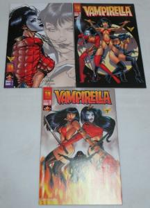 VAMPIRELLA (1997 HARRIS) 7-9 Morrison story arc