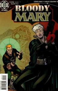 BLOODY MARY #2, NM, Garth Ennis, Ezquerra, Helix, 1996, more  in store