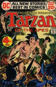 Tarzan (DC) #210 FN; DC | save on shipping - details inside