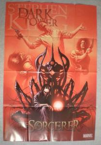 SORCERER Promo Poster, STEPHEN KING DARK TOWER, Unused, more in our store