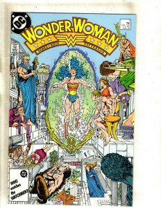 Wonder Woman # 7 NM DC Comic Book George Perez Batman Superman Flash Arrow HJ9