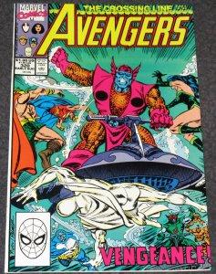 Avengers #320 -1990