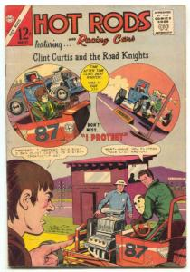 Hot Rods and Racing Cars #75 1965- Clint Curtis VG+
