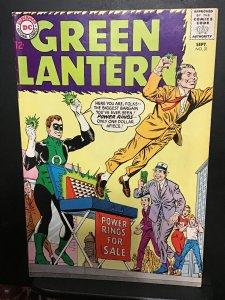 Green Lantern #31 (1964) high-grades Green lantern Sreet. vendor! VF/NM Wow!