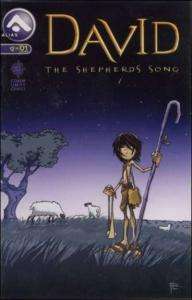 David: The Shepherds Song #1, VF+ (Stock photo)