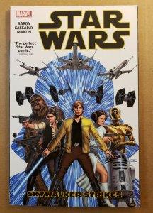 STAR WARS SKYWALKER STRIKES TPB SOFT COVER GRAPHIC NOVEL VF+