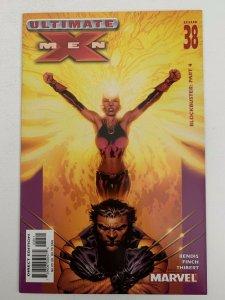 Ultimate X-Men #38 Blockbuster Part 4 (2001 Marvel Comics) NM