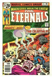 Eternals 2   1st Ajak & The Celestials
