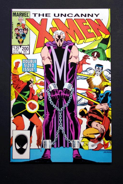 The Uncanny X-Men #200 December 1985