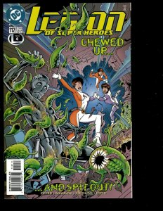 13 Legion Super-Heroes Comics 112 113 114 115 116 117 118 119 120 121 +MORE GK33