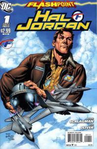 Flashpoint: Hal Jordan #1 VF/NM; DC | save on shipping - details inside