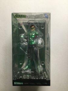 Green Lantern Artfx+ Statue Dc Comics Kotobukiya