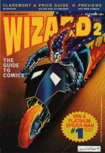Wizard: The Comics Magazine #2 FN; Wizard | save on shipping - details inside