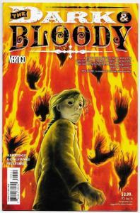 Dark & Bloody #5 (DC, 2016) NM