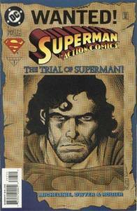 Action Comics (1938 series) #717, VF+ (Stock photo)