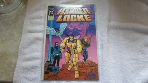 SEPT. 1992 DC COMICS HAMMER LOCKE # 1