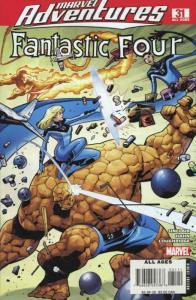 Marvel Adventures Fantastic Four #31 VF/NM; Marvel | save on shipping - details