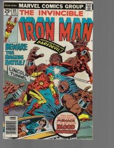 Iron Man #89 (Marvel, 1976)