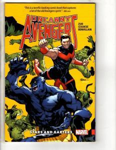 Uncanny Avengers Vol. # 5 Marvel Comics TPB Graphic Novel Comic Book J301
