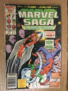 The Marvel Saga #9