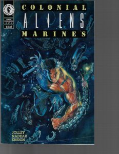 Aliens: Colonial Marines #10 (Dark Horse, 1994)