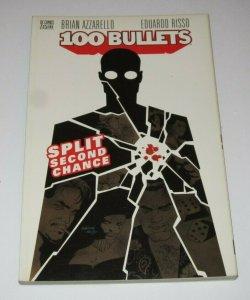 100 Bullets Split Second Chance TPB Graphic Novel NM DC Comic Books 1st Print
